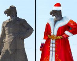 Урал-батюшка от-кутюр